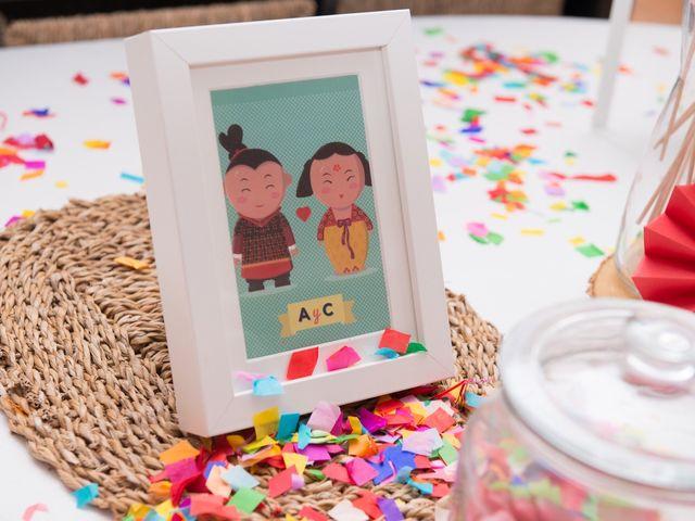 La boda de Alex y Carol en Valencia, Valencia 60