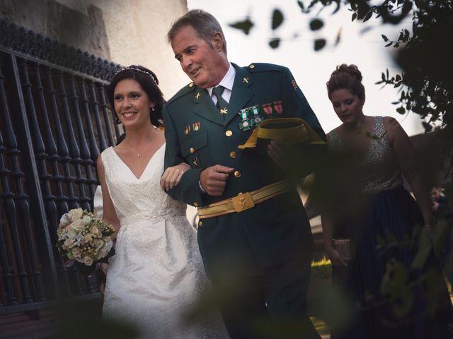 La boda de Federico y Verónica en Villanueva De Gallego, Zaragoza 14