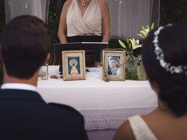 La boda de Federico y Verónica en Villanueva De Gallego, Zaragoza 19