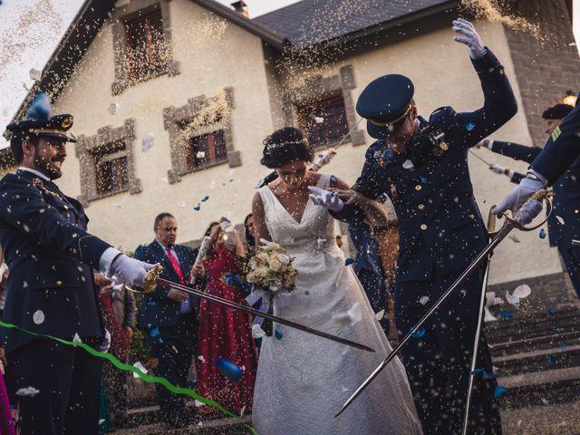 La boda de Federico y Verónica en Villanueva De Gallego, Zaragoza 22