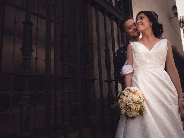 La boda de Federico y Verónica en Villanueva De Gallego, Zaragoza 26