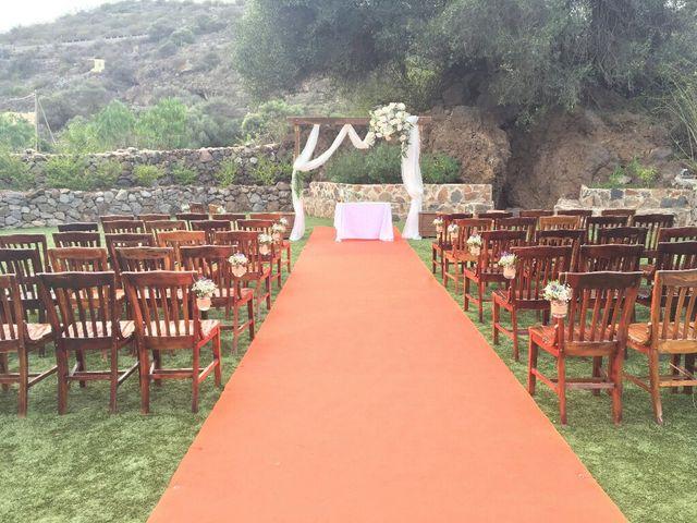 La boda de Fran y Yeni en Las Palmas De Gran Canaria, Las Palmas 8