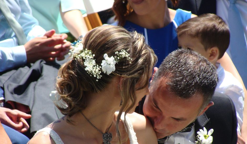 La boda de Jose y Raquel en Pontevedra, Pontevedra
