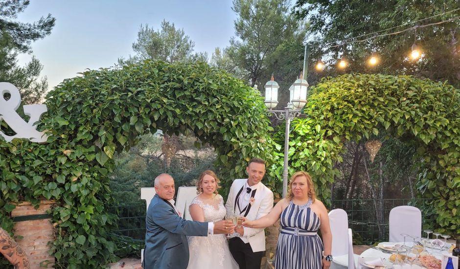 La boda de Raul y Miriam en Chinchon, Madrid