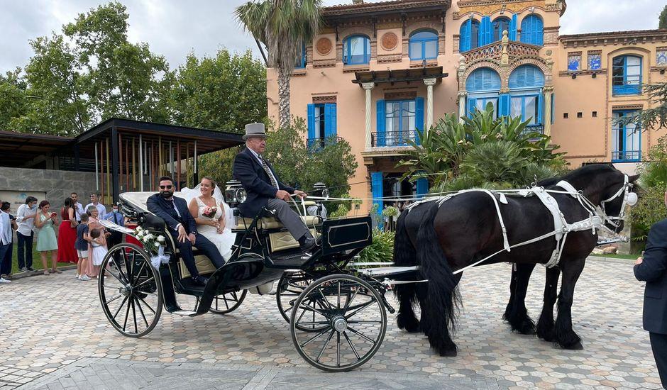 La boda de Jose y Eli en Reus, Tarragona