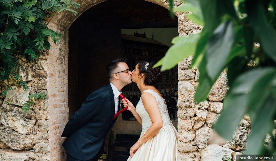 La boda de Alex y Carol en Valencia, Valencia
