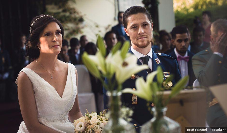 La boda de Federico y Verónica en Villanueva De Gallego, Zaragoza