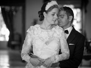 La boda de Beatriz y Juan