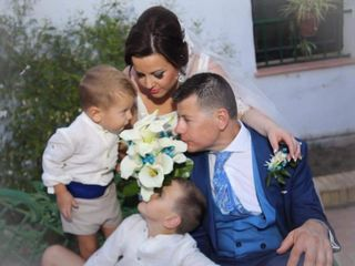 La boda de Rocio y Mateo