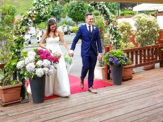 La boda de Jacobo y Lorena