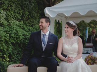 La boda de Ade y Migue