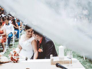 La boda de Vicky y Felipe
