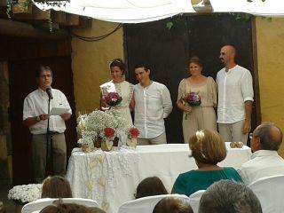 La boda de Esther Sara y Javi Eugenio