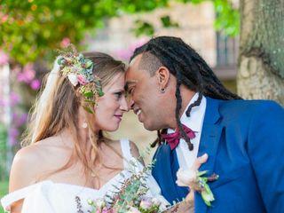 La boda de Patricia y Luciano