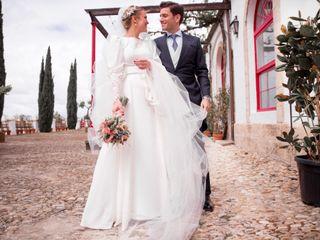 La boda de Ángela y Javi