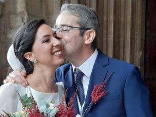 La boda de Olivia  y David  1