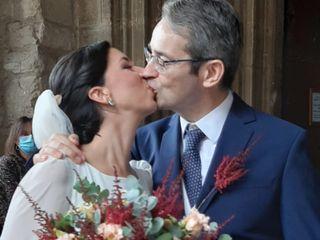 La boda de Olivia  y David