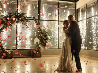 La boda de Alicia y Juanjo