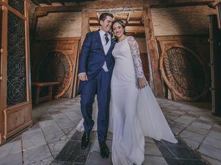 La boda de Julian y Carmen