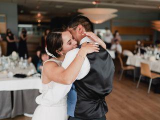 La boda de David y Daniela