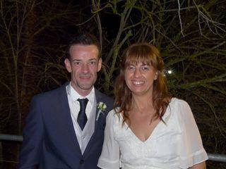 La boda de Mª Antonia y Gabi