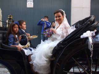 La boda de Carmen Araceli y Juan Manuel 2