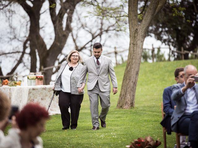La boda de Carlos y Sara en Perafita, Barcelona 18