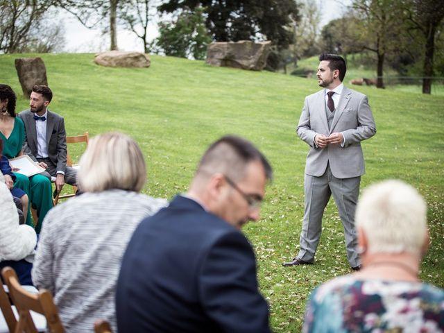 La boda de Carlos y Sara en Perafita, Barcelona 21