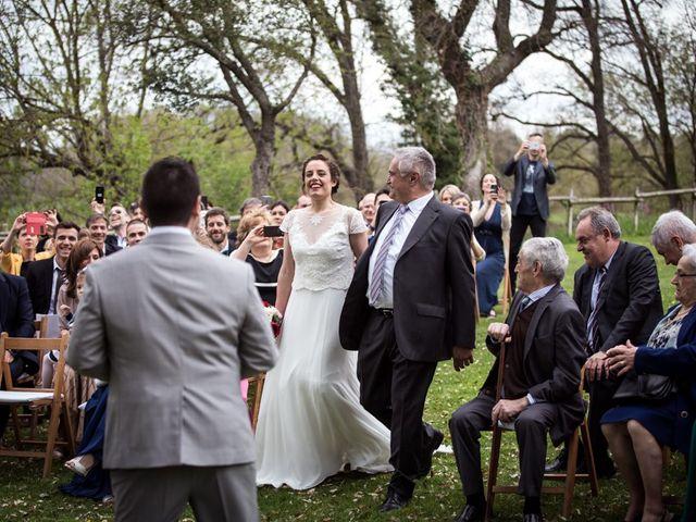 La boda de Carlos y Sara en Perafita, Barcelona 23