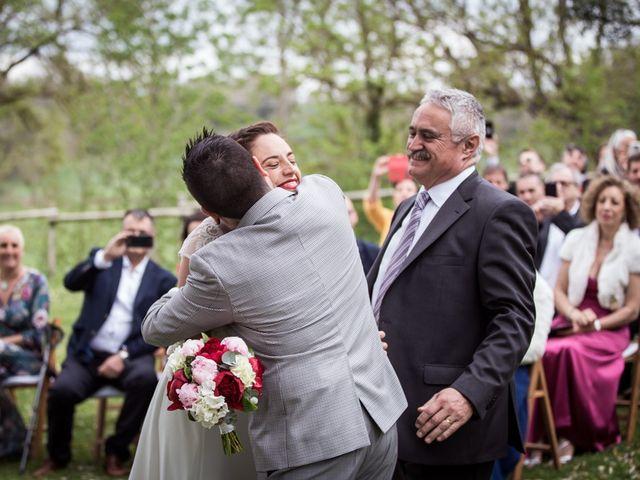 La boda de Carlos y Sara en Perafita, Barcelona 24