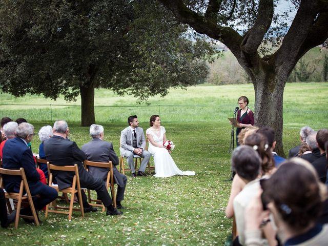La boda de Carlos y Sara en Perafita, Barcelona 25