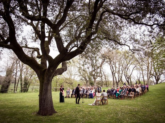 La boda de Carlos y Sara en Perafita, Barcelona 28