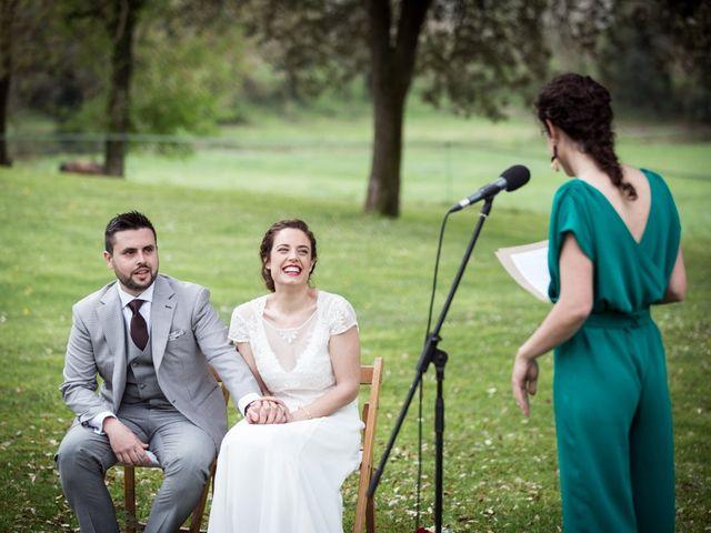 La boda de Carlos y Sara en Perafita, Barcelona 31