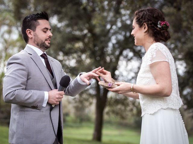La boda de Carlos y Sara en Perafita, Barcelona 34