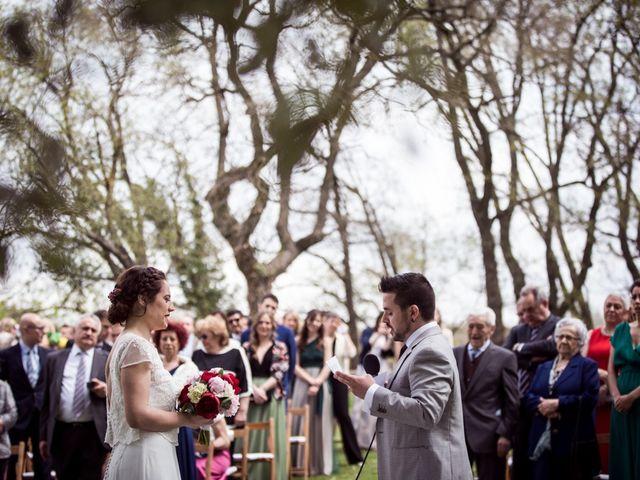La boda de Carlos y Sara en Perafita, Barcelona 36