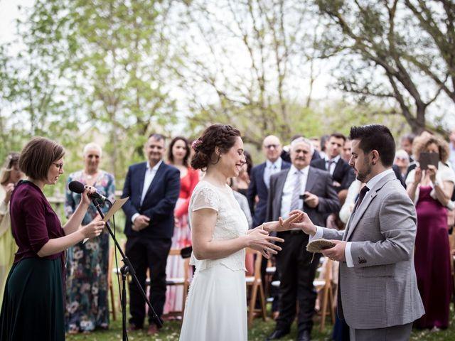 La boda de Carlos y Sara en Perafita, Barcelona 37