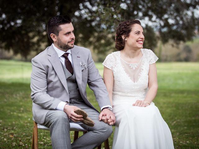 La boda de Carlos y Sara en Perafita, Barcelona 38