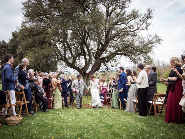 La boda de Carlos y Sara en Perafita, Barcelona 40