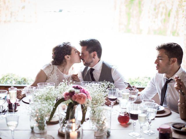 La boda de Carlos y Sara en Perafita, Barcelona 72