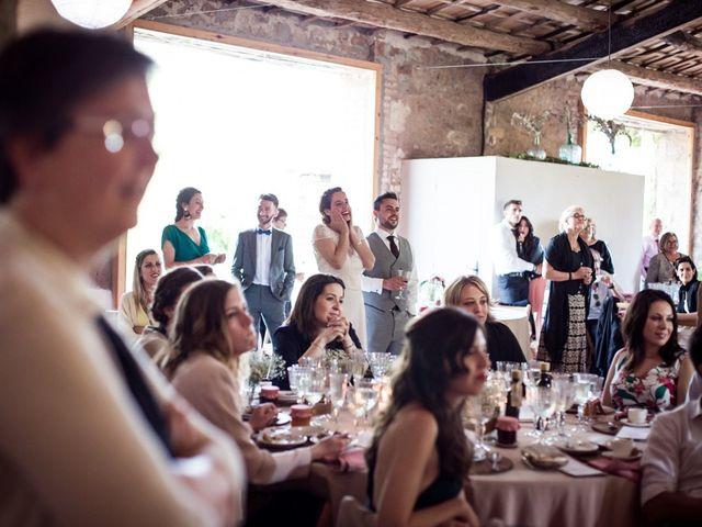 La boda de Carlos y Sara en Perafita, Barcelona 76