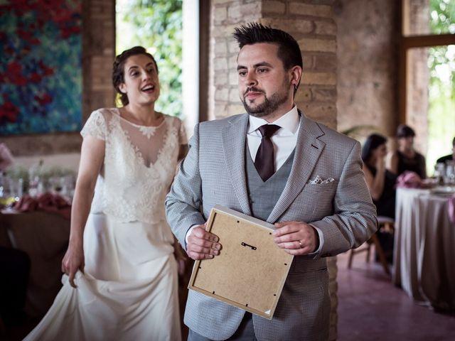 La boda de Carlos y Sara en Perafita, Barcelona 77