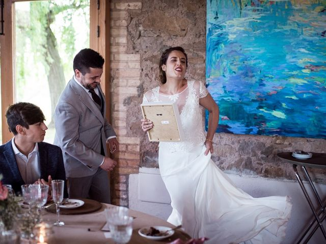 La boda de Carlos y Sara en Perafita, Barcelona 78