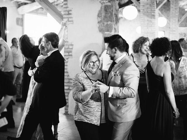 La boda de Carlos y Sara en Perafita, Barcelona 88