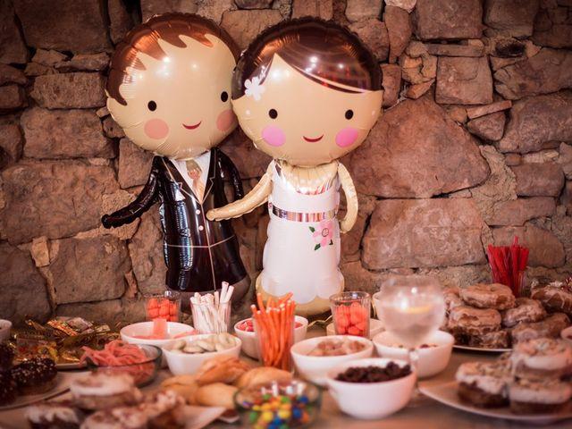 La boda de Carlos y Sara en Perafita, Barcelona 96