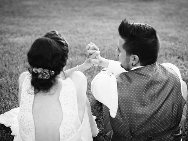 La boda de Carlos y Sara en Perafita, Barcelona 101