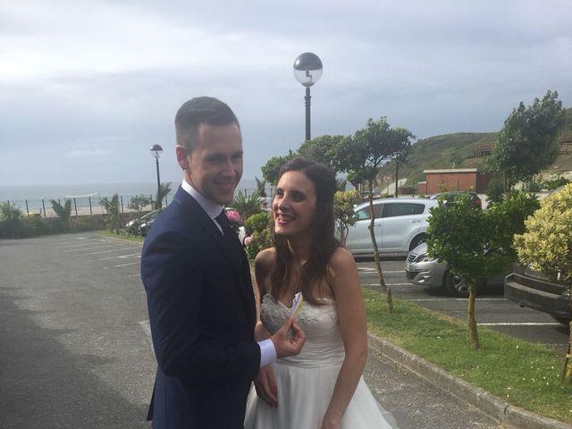 La boda de Lorena y Jacobo en Oleiros, A Coruña 2