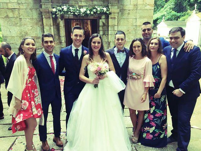 La boda de Lorena y Jacobo en Oleiros, A Coruña 7