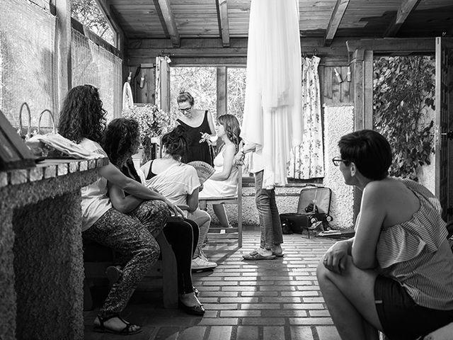La boda de Daniel y Sandra en Navaluenga, Ávila 9