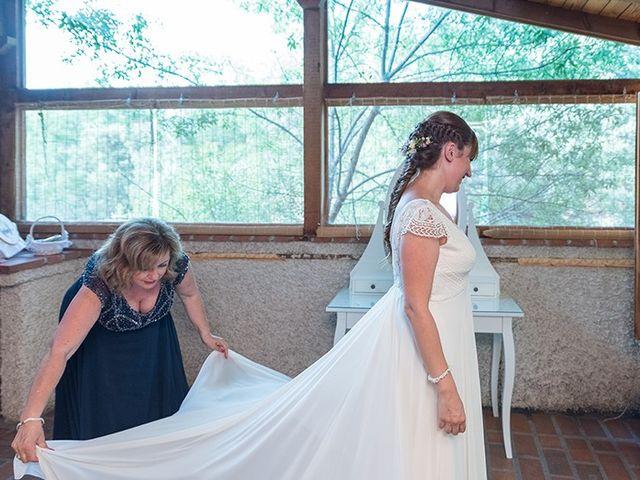 La boda de Daniel y Sandra en Navaluenga, Ávila 31