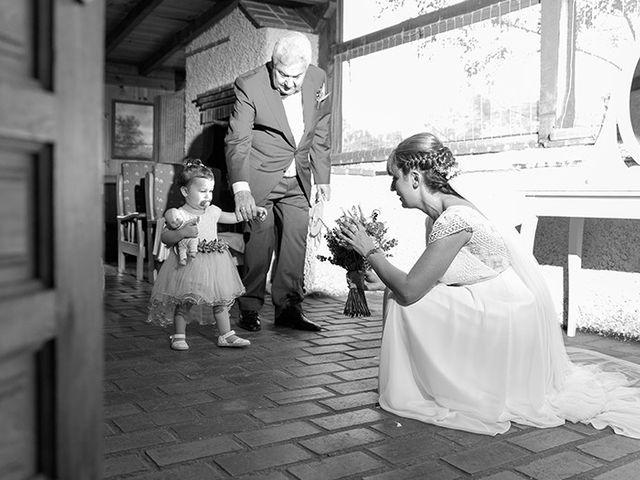 La boda de Daniel y Sandra en Navaluenga, Ávila 38